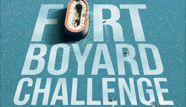 Fort-Boyard Challenge 2017 – Plus de 100 SUP Racers Attendus !
