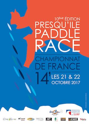 Presqu'île Paddle Race 2017 / Championnat de France 2017