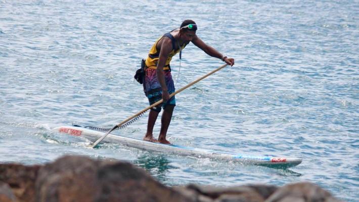 Niuhiti-Nui Buillard continue ses entraînements pour son prochain challenge à Tahiti