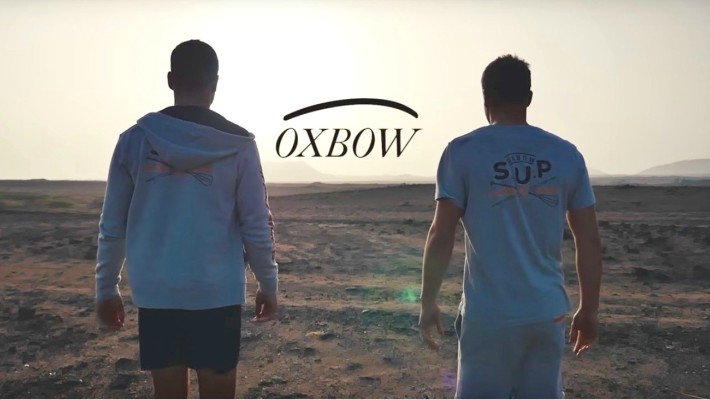 Oxbow SUP's Jeremy and Ludovic Teulade Get Lairy in The Canaries