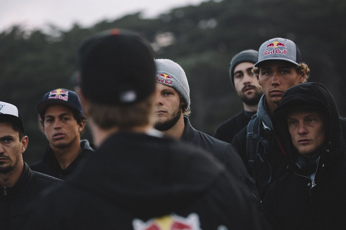 Briefing Red Bull Heavy Water 2017