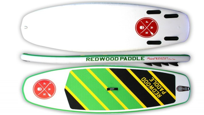 The RedwoodPaddle Minimal Kingston model for 2018