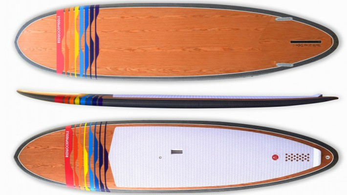 The RedwoodPaddle Phenix 9'1