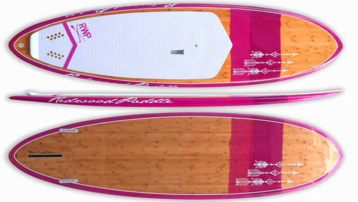 The RedwoodPaddle Phenix 9'5