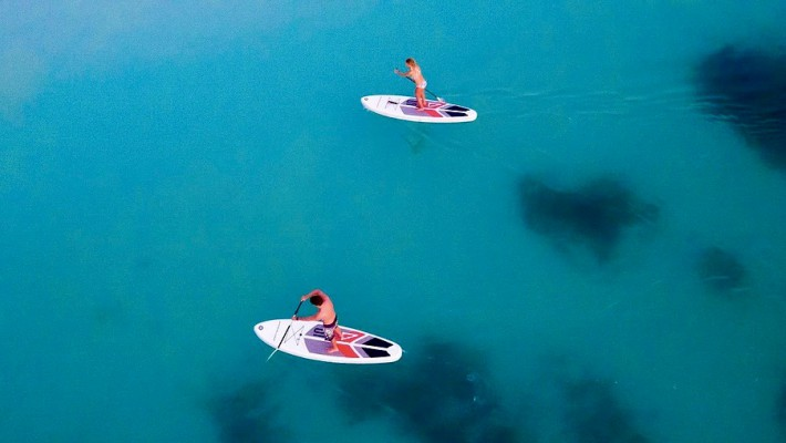 435pro's 2017 SUP board range from above