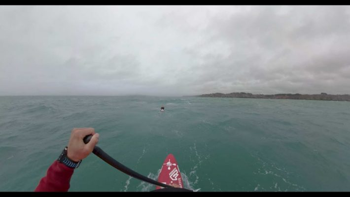 1st ever VR 360° Film of a Downwind