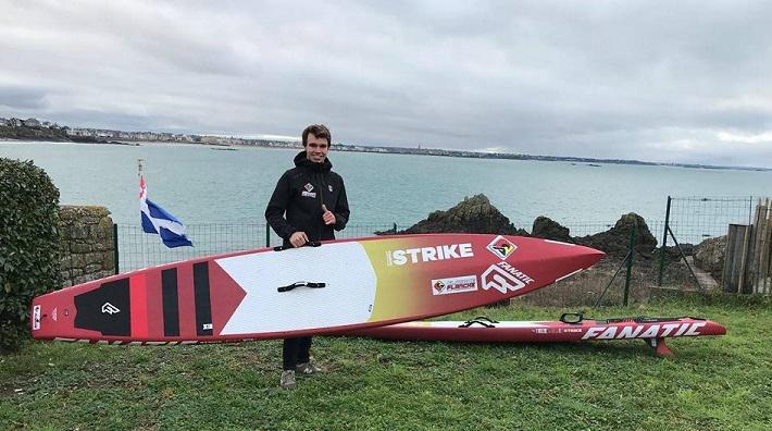 Young Gun Antoine Ribault remporte sa première victoire