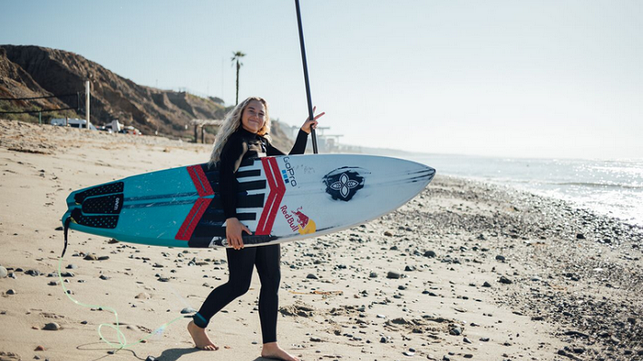 Infinity SUP Welcomes 5x World Champ Izzi Gomez to the Team