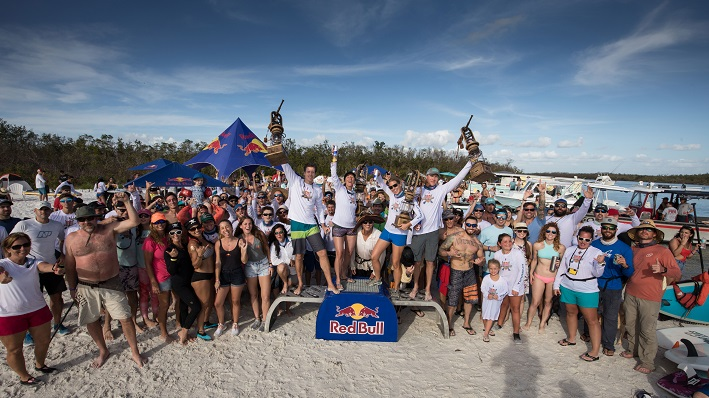 Red Bull Privateers Stand UP Paddle Race