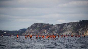 Oxbow Kelt Ocean Double Downwind Race