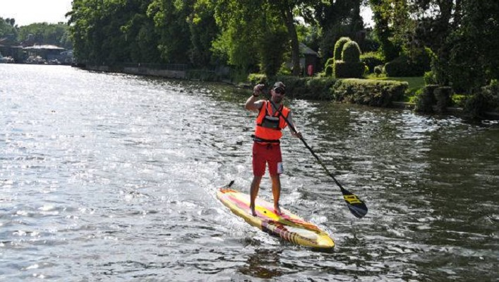 UK SUP Enduro Series: 3 Races to put on your bucket list!