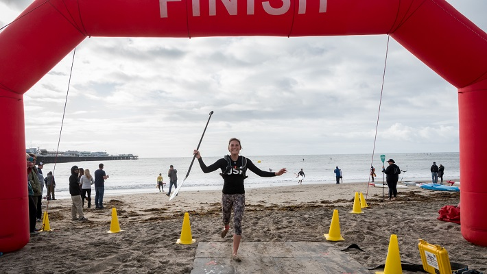 Santa Cruz Paddlefest: Jade Howson, Mo Freitas Claim the Pre-Season Points in California