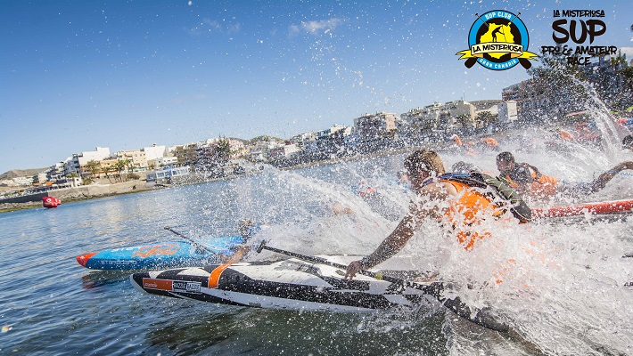 Gran Canaria: La Misteriosa SUP Race Report