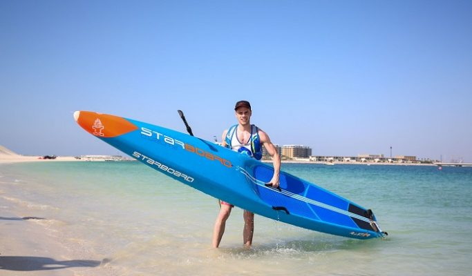 DXB Paddling Race: Making a Splash in Dubai!