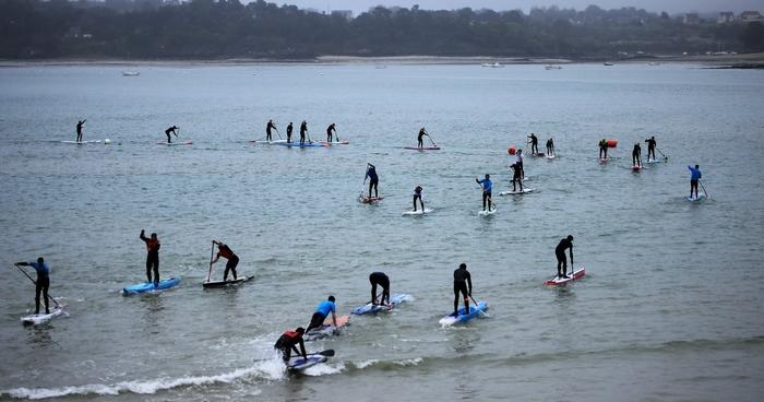 """Recap' de la Dodo Beach Race, la """"convivialité avant tout"""""""