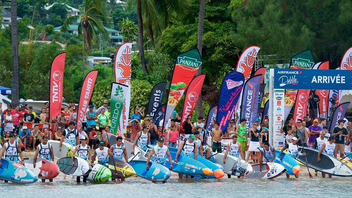 The Air France Paddle Festival 2018 has arrived! Where and when to watch it Live!