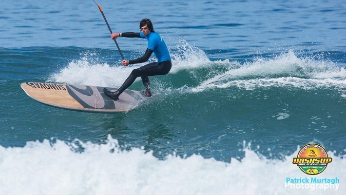 Surf Gods Shine on the Irish SUP Surf Classic 2018