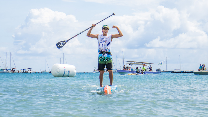 Air France Paddle Festival 2018 – le Top 10 de TotalSUP