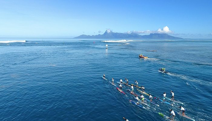 Take Off With The Air Tahiti Nui Paddle Royal!