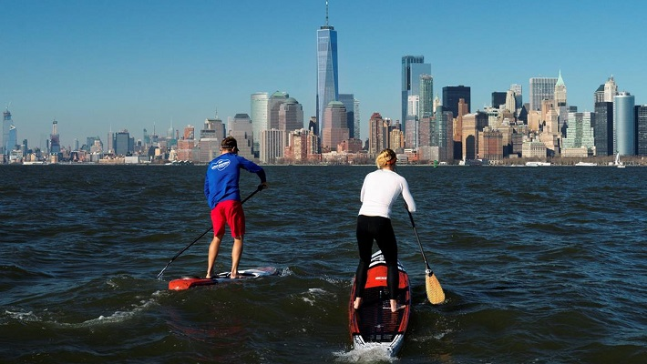 Countdown to the NY SUP Open 2018