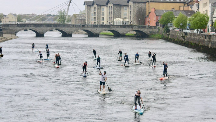 Irish Triple Event: Connacht Battle for the Paddle 2018!