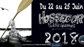 Hossegor Paddle Games 2018