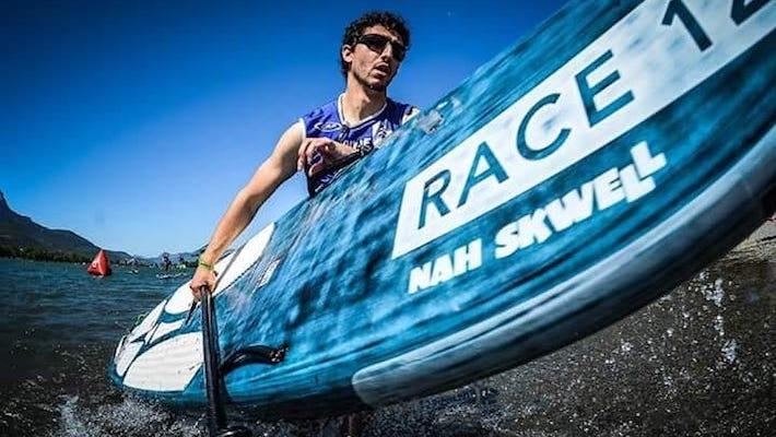 Loïc Cros : Rendez-vous à la SUP Race CUP 2018 !