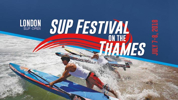 London SUP Open 2018 Schedule Released!