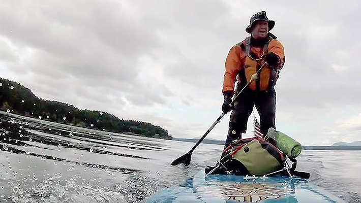 American Veteran Tackles the Race to Alaska!