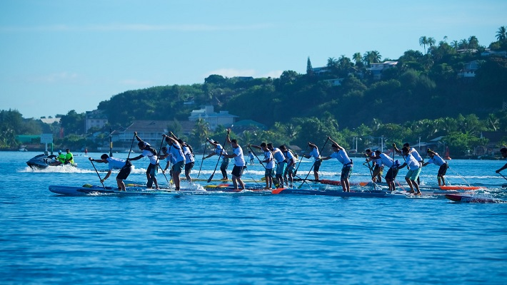 Air Tahiti Nui Paddle Royal Approaches!