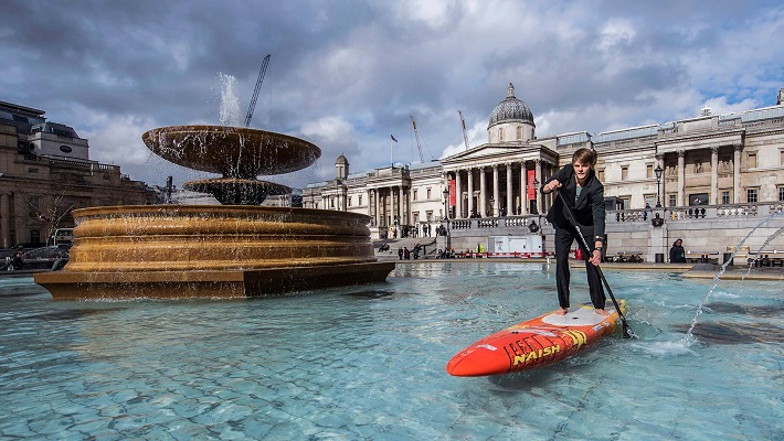 London SUP Open 2018: Gathering of the World's Top SUPerstars!