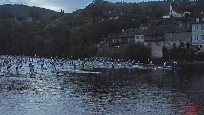 La Dordogne Intégrale 2018 vue de l'intérieur!