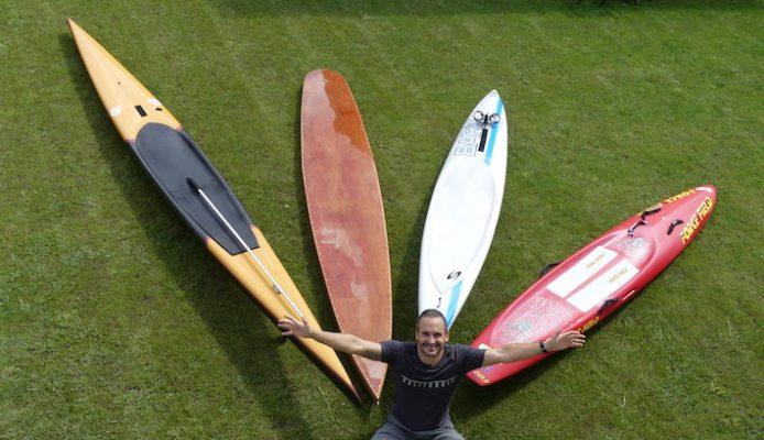 Tout ce que Vous Avez Toujours Voulu Savoir sur le Prone Paddleboard Sans Oser le Demander