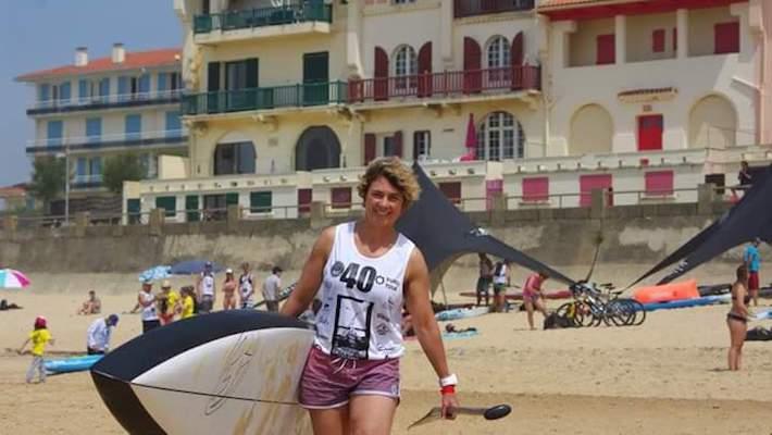 Hossegor Paddle Games: Hélène Bonnan, le Hossegor Surf Club et la SUP Wave League Proposent un Festival d'Activités