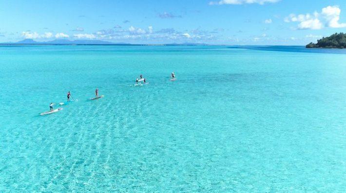 Trois Evénements et Six Voyages à Gagner pour le Watermana 2018 à Tahiti