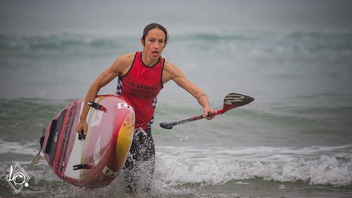 Morgat Waterman Challenge: Manue Bescheron, Sandrine Berthe et Jonathan Despergers Sélectionnés pour le Watermana 2018