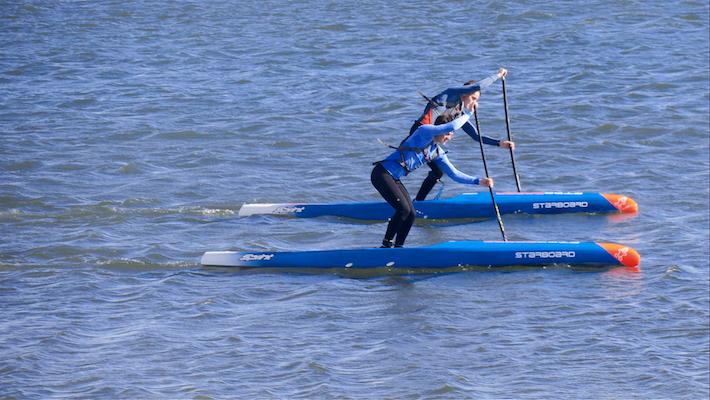 Morbihan Paddle Trophy, les Frères Cloarec Jouent à Domicile !