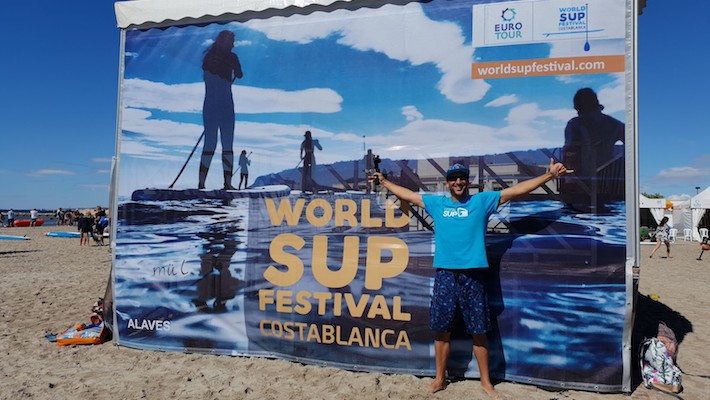 Great Success for the 1st Edition of the World SUP Festival Costa Blanca