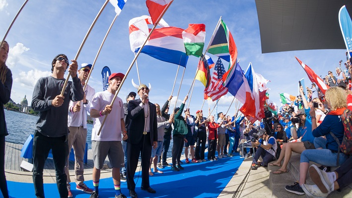 New Venue for the 2018 ISA World SUP Championships