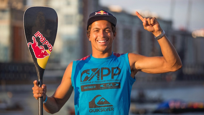 Kai Lenny and Shae Foudy on Fire on Day 1 of the London SUP Open – Results and Replay