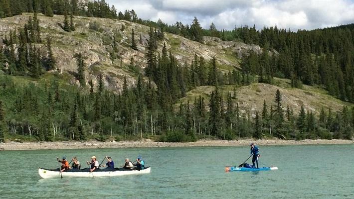 Starboard Rider Bart De Zwart Wraps Up His 715km Yukon River Quest