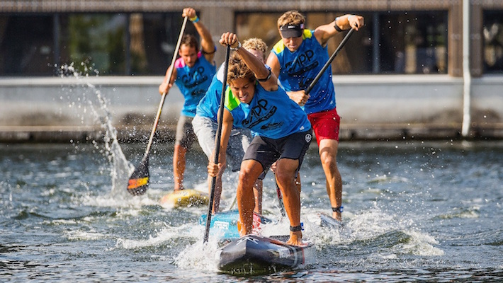 (Re)Watch the Long Distance of the London SUP Open, Stop #1 of the APP World Tour on TotalSUP
