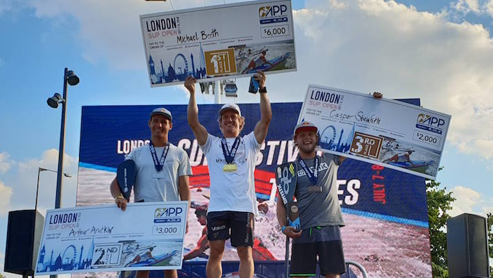 London SUP Open – Day 2 – Long Distance Highlights