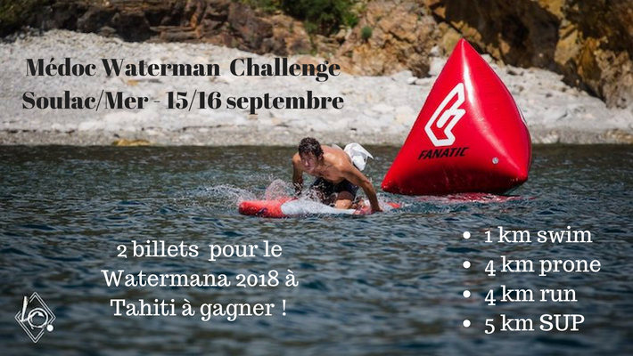 Médoc Waterman Challenge 2018