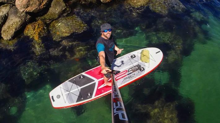 Gear Review: The 425 Pro Inflatable Range by Glazsea Surfshop