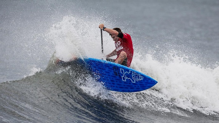 Explosive Action from Final Rounds of The Surf Competition in Long Beach!