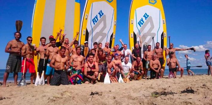 Médoc Waterman Challenge 2018 : les watermen de l'hexagone ont rendez-vous à Soulac-sur-Mer les 15 et 16 septembre !