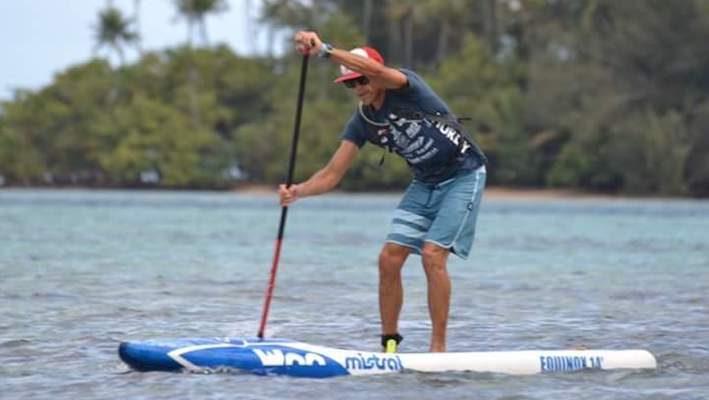 Waterman Tahiti Tour 2018 : Damien Troquenet remporte la compétition et s'offre un premier titre !