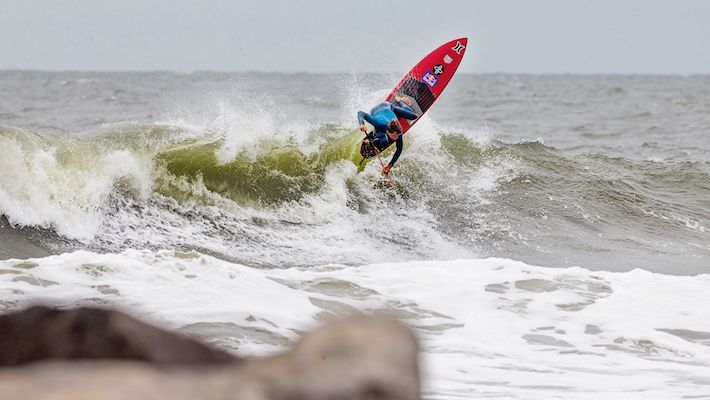LIVE – SUP Surf Day 2 – New York SUP Open – App World Tour 2018