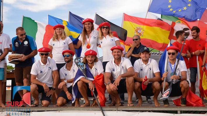 3rd Consecutive EuroSUP Title for Team France